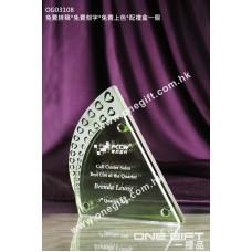 OG03108 三角形水晶座