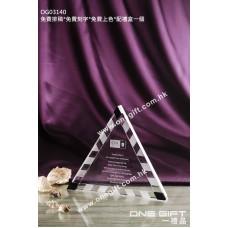 OG03140 三角形水晶座