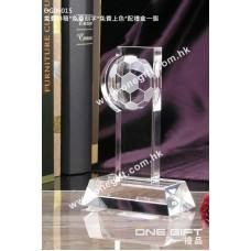 OG06015 全透明足球水晶