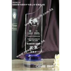 OG06114 地球紀念水晶座
