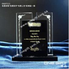 OG07111 屏風形水晶座