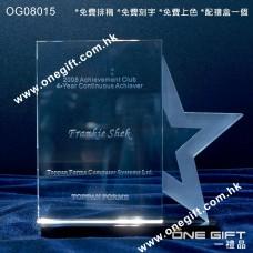 OG08015 星形水晶座