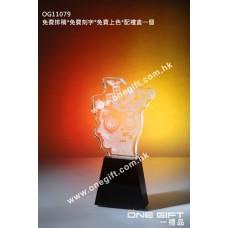 OG11079 人形水晶座