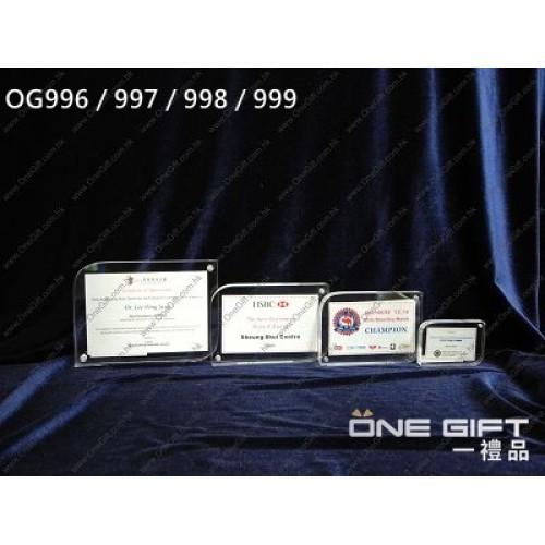 OG996/997/998/999 亞加歷膠座