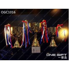 OGC1016 高級金屬獎盃 合用於各大小賽事