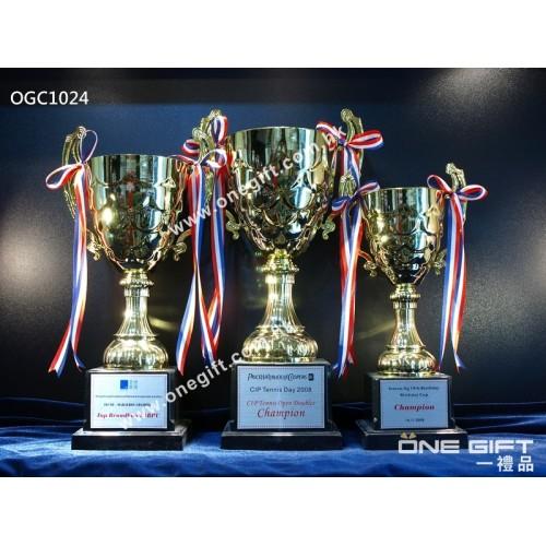 OGC1024 高級金屬獎盃 合用於各大小賽事