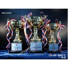 OGC1025 高級金屬獎盃 合用於各大小賽事