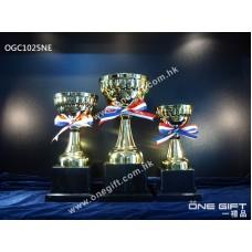 OGC1025NE 高級金屬獎盃 合用於各大小賽事