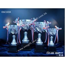 OGC1034 高級金屬獎盃 合用於各大小賽事
