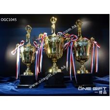 OGC1045 百變配搭獎盃 頂部能更換各種運動項目