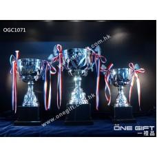 OGC1071 高級金屬獎盃 合用於各大小賽事