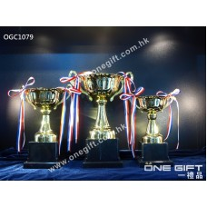 OGC1079  高級金屬獎盃 合用於各大小賽事