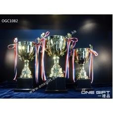 OGC1082 高級金屬獎盃 合用於各大小賽事
