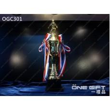 OGC301 百變配搭獎盃 頂部能更換各種運動項目