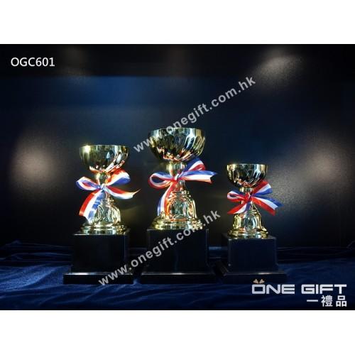 OGC601 高級金屬獎盃 合用於各大小賽事