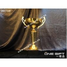 OGCT108 石座金屬獎盃