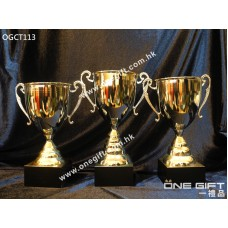 OGCT113 石座金屬獎盃