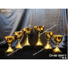OGCT123 石座金屬獎盃