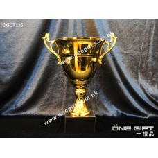 OGCT136 石座金屬獎盃