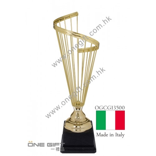 OGCG13500 意大利進口豎琴獎座