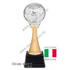 OGCG13800 意大利進口足球座獎座