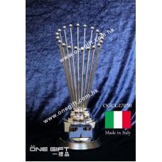 OGCG17050 意大利進口皇冠獎座
