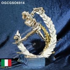 OGCGSO6914 意大利製造 足球神射手 最佳球員獎