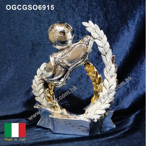 OGCGSO6915 金靴獎 足球先生之殊榮 每季只能有一個 Football Trophy