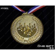 HY080L 65mm直徑保齡球獎牌