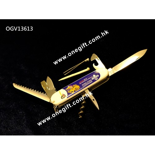 OGV13613 Victorinox Camper 擁有 13 功能瑞士刀